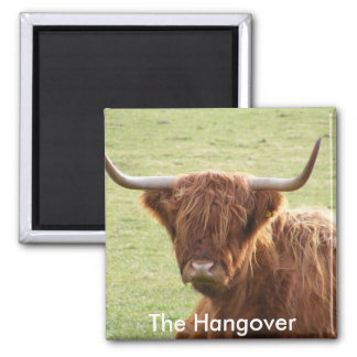 the hangover square magnet