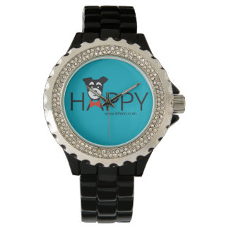 The happiest clock watch