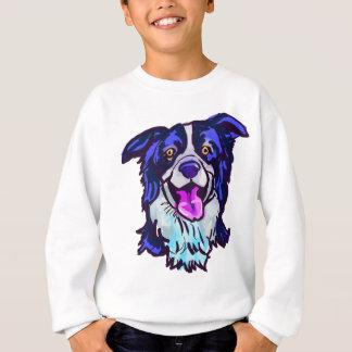 The happy Border Collie Love of My Life Sweatshirt