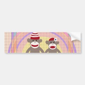 The Happy Couple. Bumper Sticker