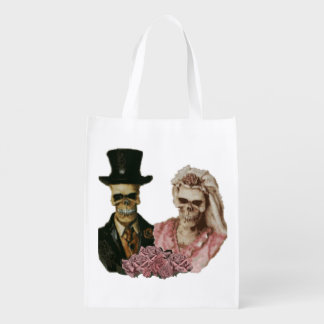 The Happy Couple Reusable Grocery Bag