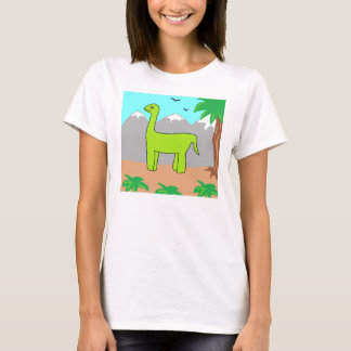 The Happy Dinosaur T-Shirt