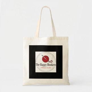 The Happy H Atlanta Crochet Logo Tote Bag