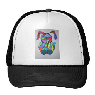The Happy Hare Trucker Hat