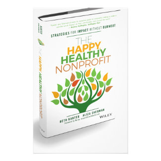 The Happy, Healthy Nonprofit 3D Cover Stationery