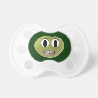 The Happy Lima Bean Baby Pacifier