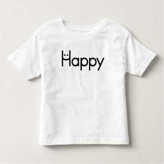The Happy Toddler :) Toddler T-shirt
