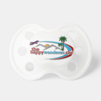 The Happy Wanderer Club Pacifier