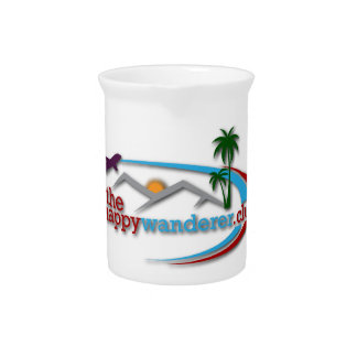 The Happy Wanderer Club Pitcher