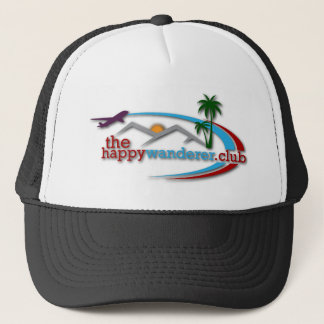 The Happy Wanderer Club Trucker Hat
