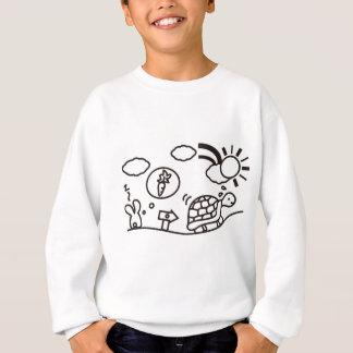 The Hare and the Tortoise Sweatshirt