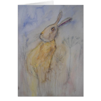 The Hare Card