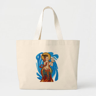 THE HARMONY SHOWN LARGE TOTE BAG