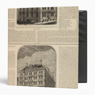 The Hartford Fire Insurance Company Vinyl Binder