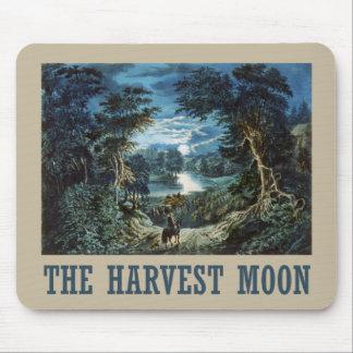 The Harvest Moon Mousepad