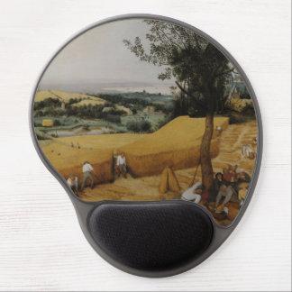 The Harvesters by Pieter Bruegel the Elder Gel Mouse Pad