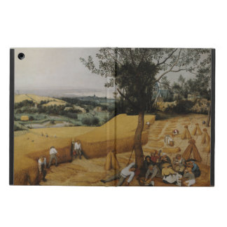 The Harvesters by Pieter Bruegel the Elder iPad Air Cover