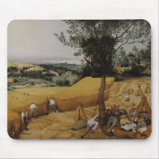 The Harvesters by Pieter Bruegel the Elder Mouse Pad