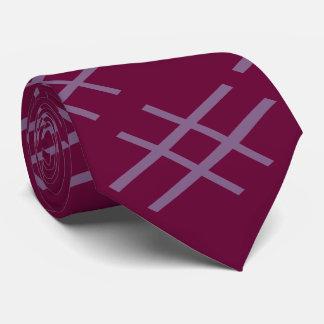 The #Hashtag Tie
