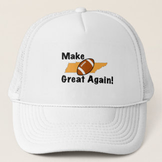 The Hat that says it all!