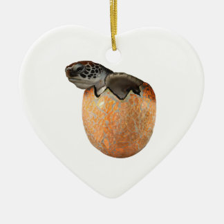 The Hatchling Ceramic Ornament