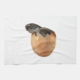 The Hatchling Kitchen Towel