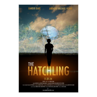 The Hatchling - Movie Poster