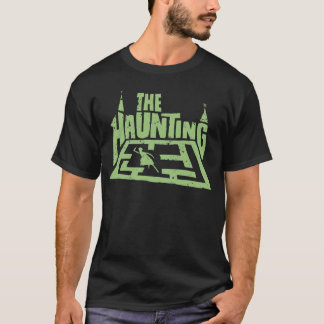 """The Haunting"" Vintage Graphic T-Shirt"