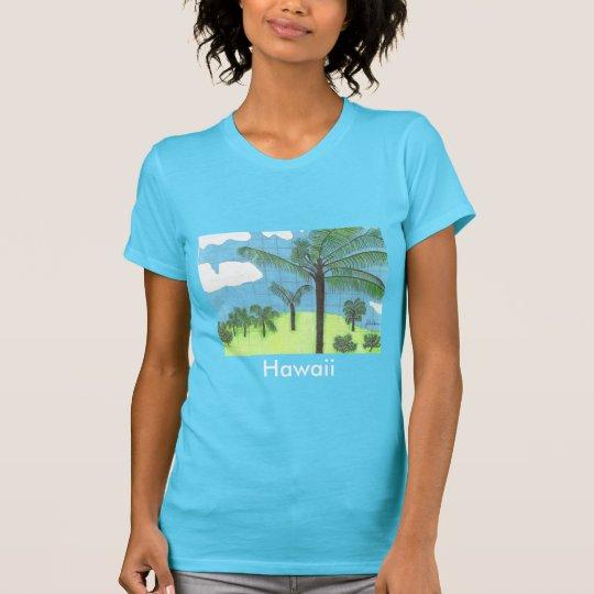 The Hawaiian Palm Tree Shirt By Julia Hanna