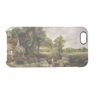The Hay Wain, 1821 Clear iPhone 6/6S Case