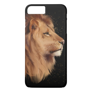 The head of a lion iPhone 8 plus/7 plus case