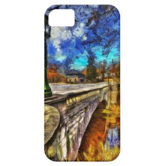 The Headless Horseman Bridge Art iPhone 5 Cover