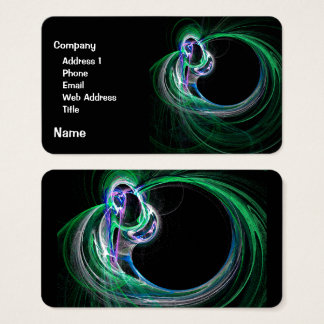 The Healer Business Card