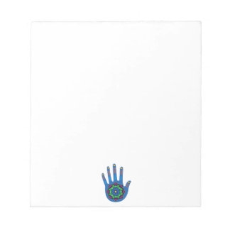 The Healing Hand Memo Note Pads