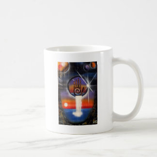 The Healing Hand of the Universe Mugs