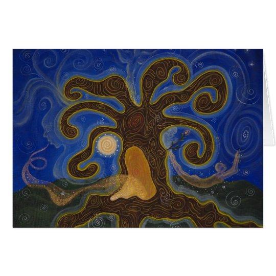 The Healing Tree Card