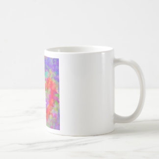 The heart also speaks of love coffee mug