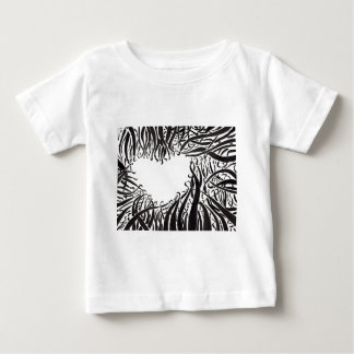 The Heart In The Tentacles Baby T-Shirt