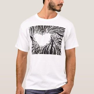 The Heart In The Tentacles T-Shirt