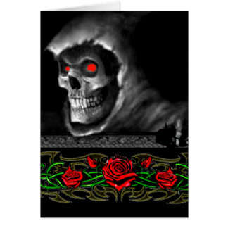 The Heart of Darkness Card