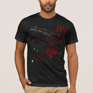 """The Heart: Triptych"" Shirt (Mens)"