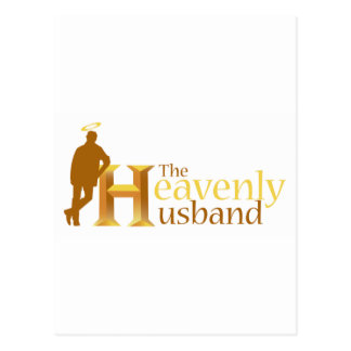 The Heavenly Husband_cmyk_300 Postcard