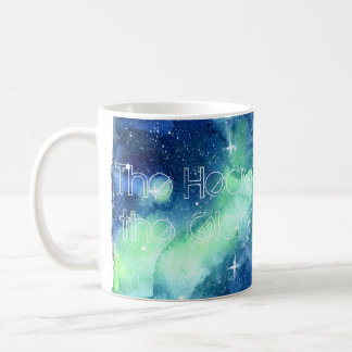 The Heavens Declare the Glory of the Lord Coffee Mug