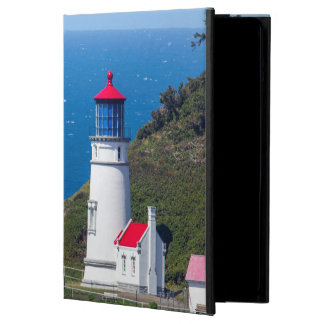 The Heceta Head Lighthouse Near Florence Cover For iPad Air