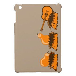 The Hedgehog Gang iPad Mini Cover
