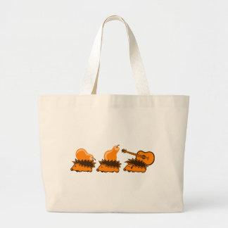 The Hedgehog Gang Large Tote Bag