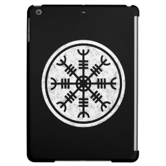 The Helm Of Awe Cover For iPad Air