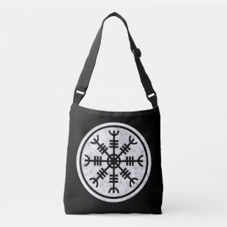 The Helm Of Awe Crossbody Bag