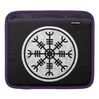 The Helm Of Awe iPad Sleeve