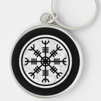 The Helm Of Awe Keychain
